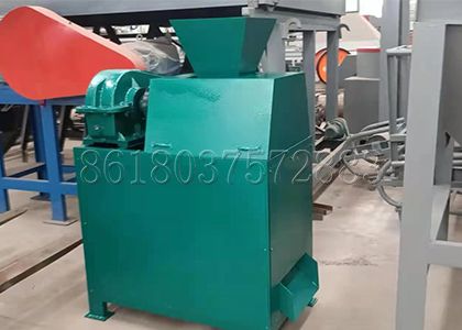 Double Roller Powder Granulator