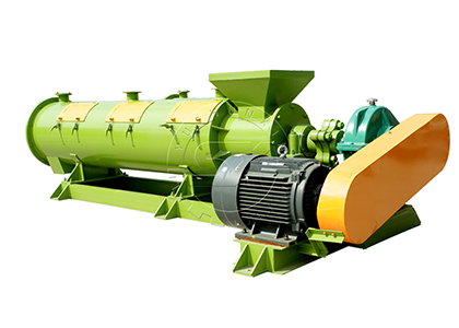 New design granular manure compost machine